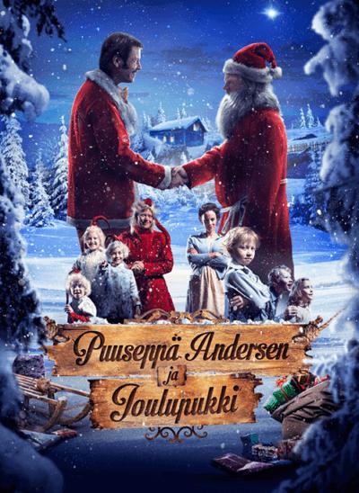 Puuseppä Andersen ja joulupukki