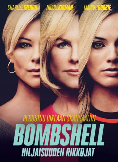 Bombshell – hiljaisuuden rikkojat